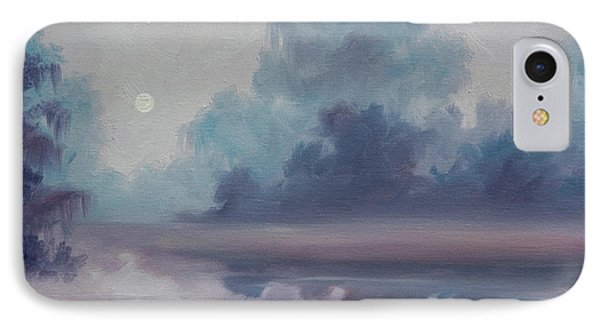 Mystic Moonlight Phone Case by James Christopher Hill