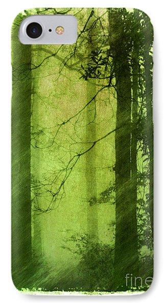Mystical Glade Phone Case by Judi Bagwell