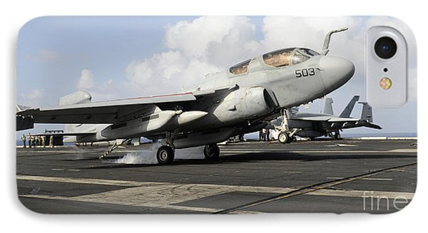 N Ea-6b Prowler Makes An Arrested Phone Case by Stocktrek Images