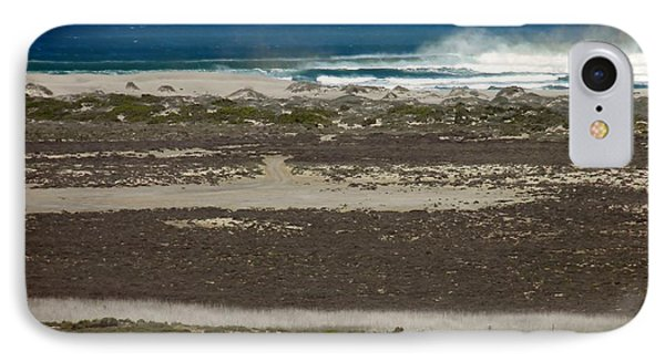 IPhone Case featuring the photograph Namaqualand Farm by Werner Lehmann