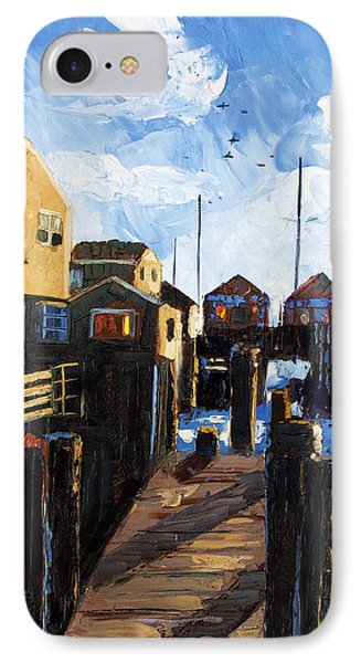 Nantucket Phone Case by Anthony Falbo