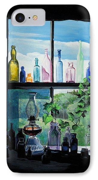 Naomi's Window Phone Case by Richard Mordecki