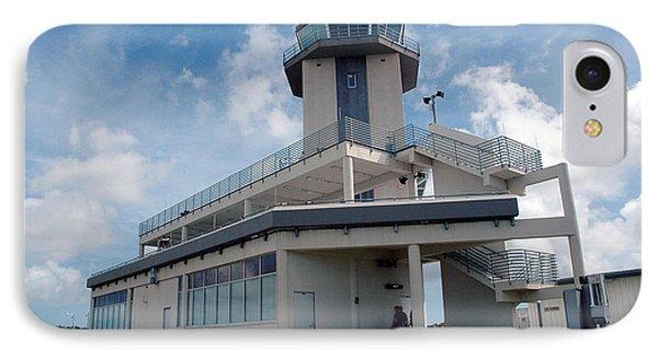 Nasa Air Traffic Control Tower Phone Case by Nasa