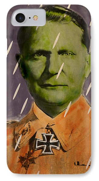 Nasi Goering IPhone Case