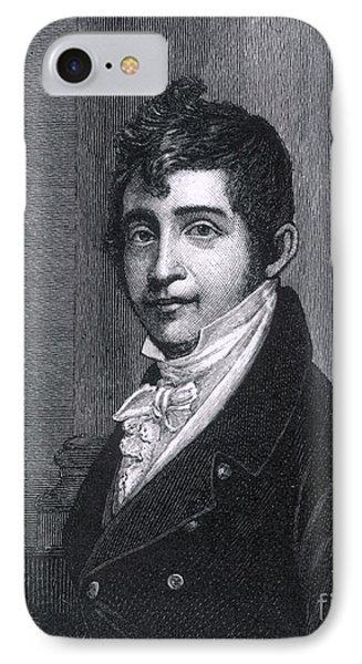 Nathan Appleton (1779-1861) Phone Case by Granger