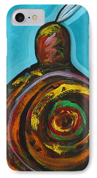 Native Abstract Phone Case by Lance Headlee