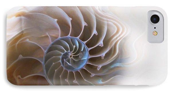 Natural Spiral IPhone Case