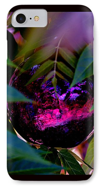 IPhone Case featuring the photograph Natural Transcendence by Susanne Still