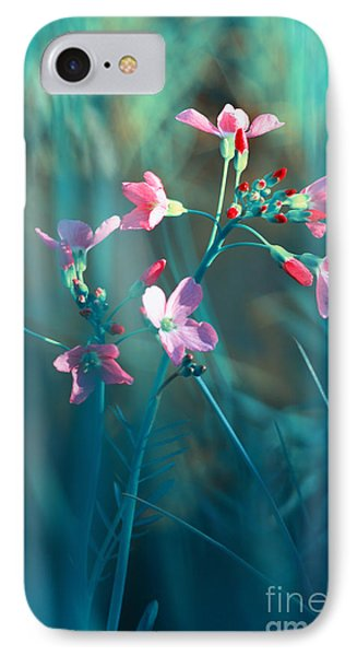Nature Fantasy Phone Case by Tanja Riedel