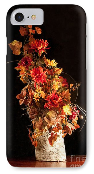 Nature In Autumn I Phone Case by Dinah Anaya