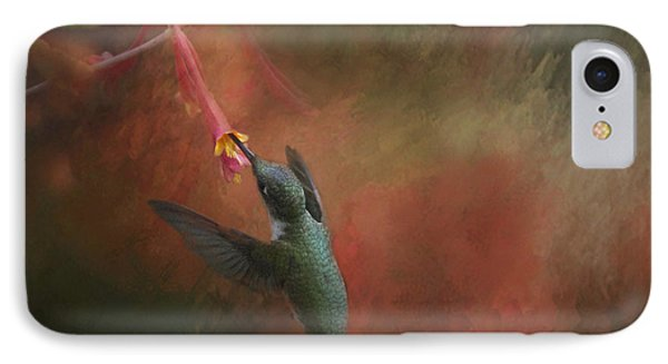 Nature's Angel Phone Case by Cris Hayes