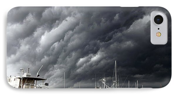 Nature's Fury Phone Case by Karen Wiles