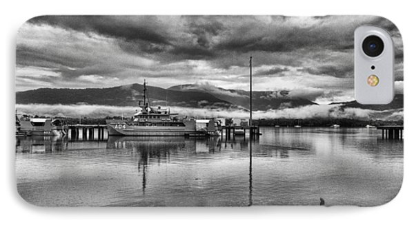 Navy Lookout Phone Case by Douglas Barnard