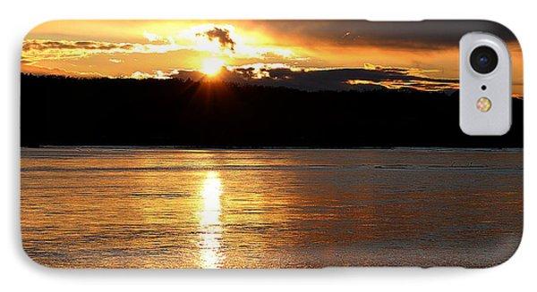 IPhone Case featuring the photograph Nebraska Sunset by Elizabeth Winter