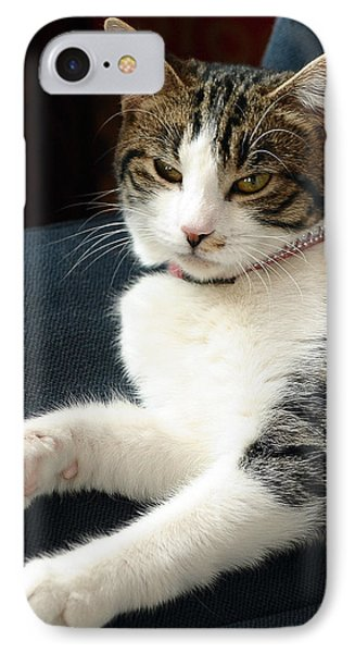 Nellie Phone Case by Lisa Phillips