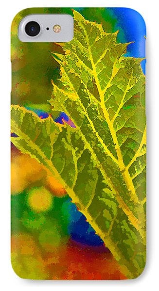 New Life IPhone Case by Ken Stanback
