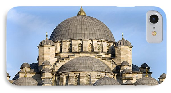 New Mosque In Istanbul Phone Case by Artur Bogacki