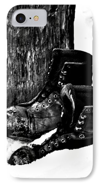New Shoe Drop Off IPhone Case by Jerry Cordeiro