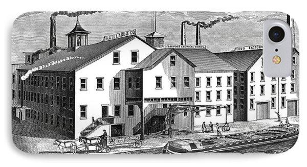 New York: Chemical Works Phone Case by Granger