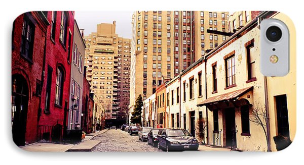 New York City - Greenwich Village IPhone Case