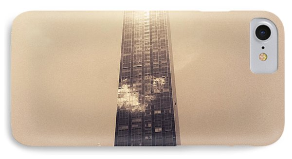 New York City Glimmers And Reflections IPhone Case by Vivienne Gucwa