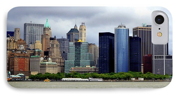 IPhone Case featuring the photograph New York City by Pravine Chester