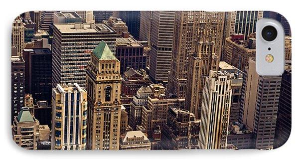 New York City Urban Landscape Phone Case by Vivienne Gucwa