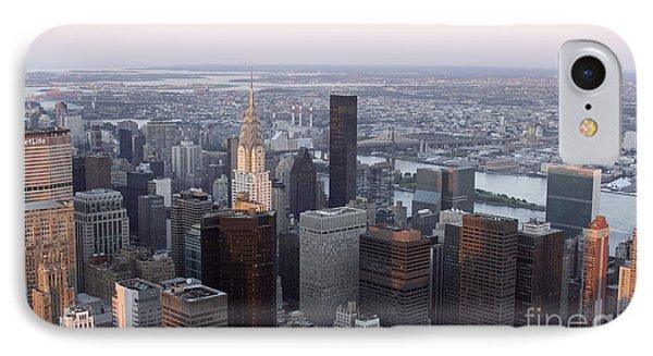 New York IPhone Case by Milena Boeva