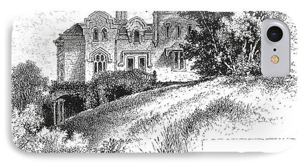 New York State: Villa Phone Case by Granger