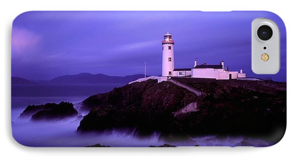 Newcastle, Co Down, Ireland Lighthouse Phone Case by The Irish Image Collection
