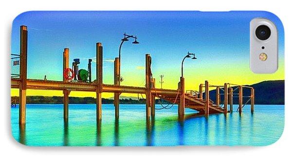 #newzealand #nz #au_nz_hotshots #bridge IPhone Case