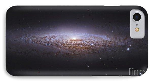 Ngc 2683, Unbarred Spiral Galaxy Phone Case by Robert Gendler
