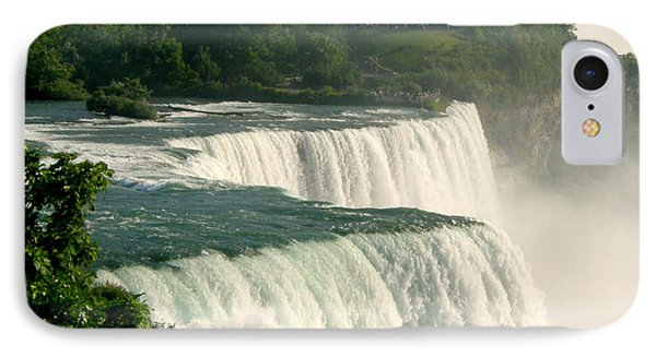 IPhone Case featuring the photograph Niagara Falls State Park by Mark J Seefeldt