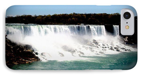 IPhone Case featuring the photograph Niagara Falls The Canadian Side by Danielle  Parent