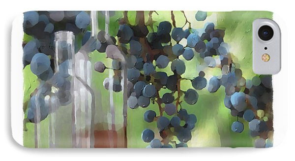 Niagara Peninsula Wine Country IPhone Case by Bob Salo