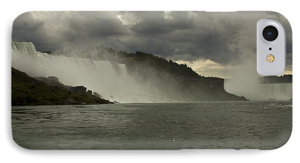 IPhone Case featuring the photograph Niagara Power by Darleen Stry