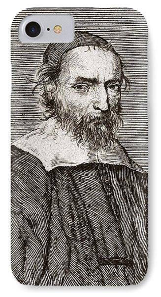 Nicolas Fabri De Peiresc, Astronomer Phone Case by Middle Temple Library