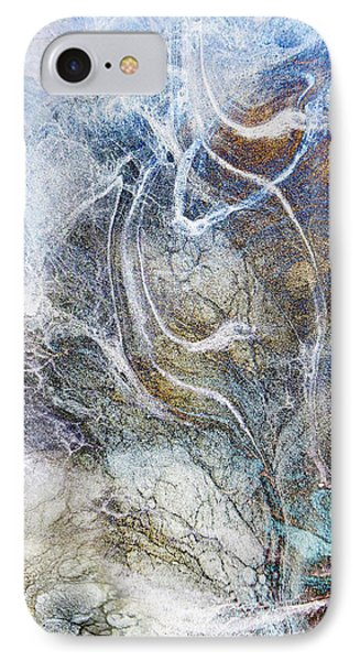 Night Blizzard IPhone Case by Francesa Miller