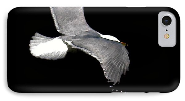 Night Flight Phone Case by Dale   Ford