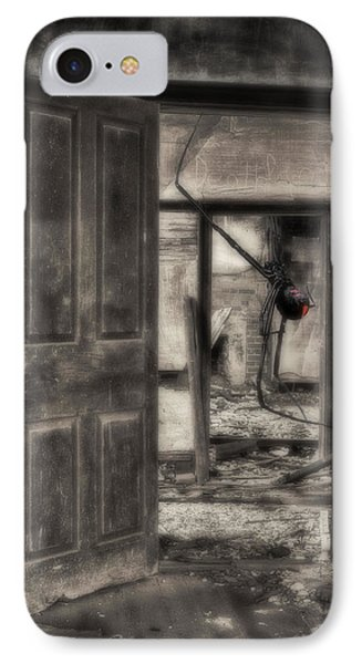 Nightmares IPhone Case by JC Findley