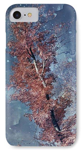 Nighty Tree Phone Case by Aimelle