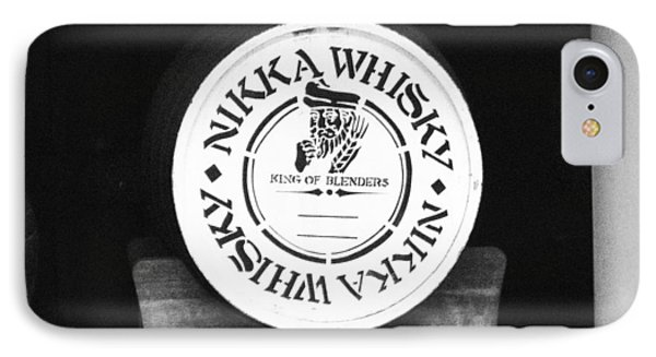 Nikka Whiskey Barrell IPhone Case