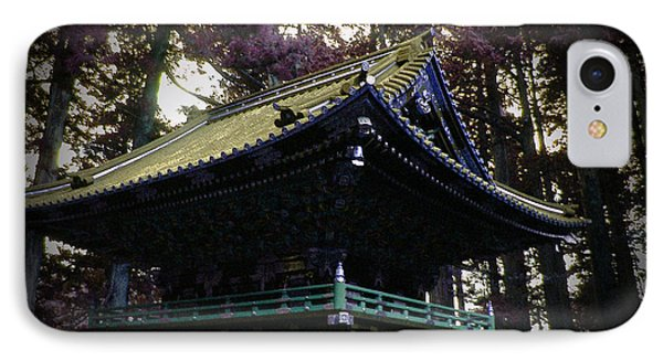 Nikko Architectural Detail IPhone Case by Naxart Studio