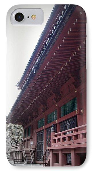 Nikko Monastery IPhone Case