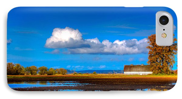 Nisqually Wildlife Refuge P35 Phone Case by David Patterson