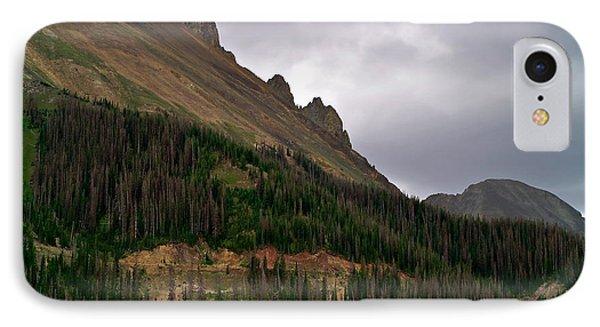 Nokhu Crags Colorado Phone Case by Michael Kirsh
