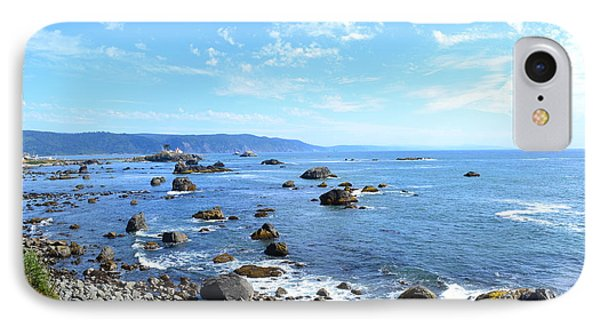 Northern California Coast3 IPhone Case