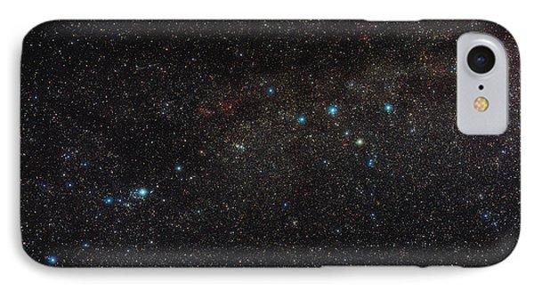 Northern Milky Way Phone Case by Eckhard Slawik