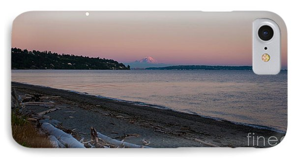 Northwest Evening Phone Case by Mike Reid