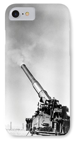 Nuclear Artillery, 1950s Phone Case by Granger